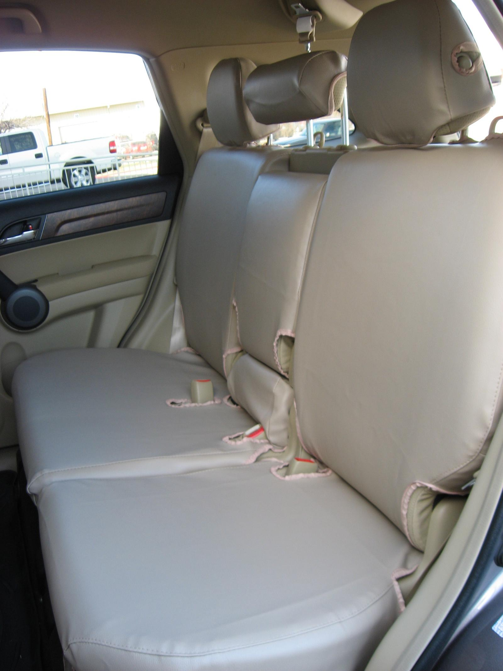 2010 2011 honda crv front and rear seat set durafit covers custom fit car covers truck. Black Bedroom Furniture Sets. Home Design Ideas