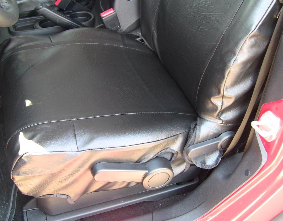 2011 2012 Jeep Wrangler Front Bucket Seats With Height