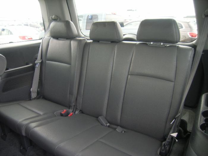 2006 2008 honda pilot complete 3 row set middle seat has integrated armrest durafit covers. Black Bedroom Furniture Sets. Home Design Ideas