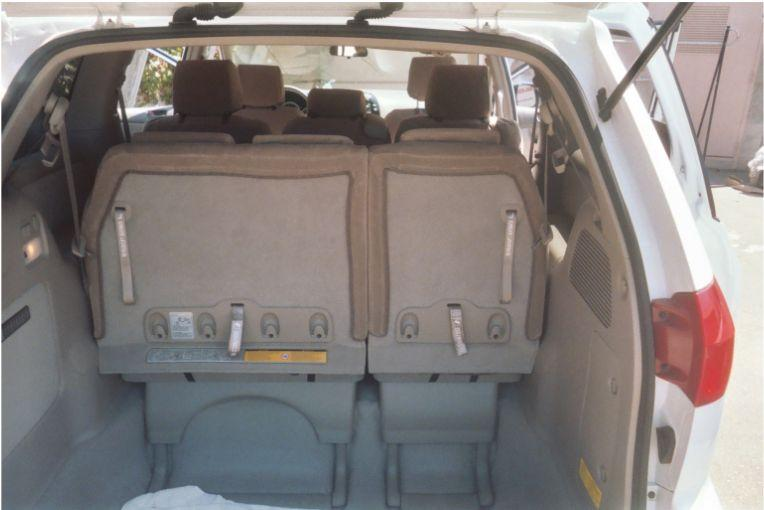 2004 toyota sienna 8 passenger van complete 3 row set. Black Bedroom Furniture Sets. Home Design Ideas