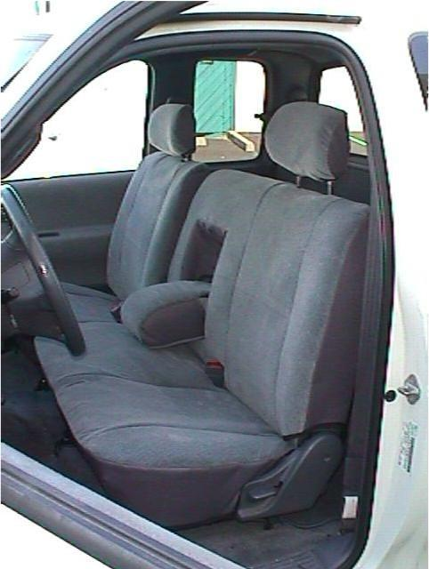 60 40 Front Bench Seat Covers