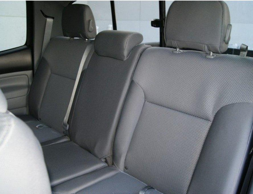 2012 2014 Toyota Tacoma Double Cab Rear 40 60 Bench Seat