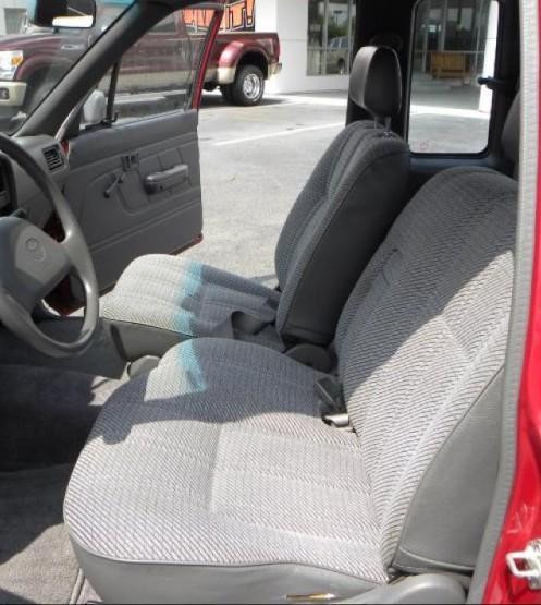 Phenomenal 1992 1995 Toyota Pickup 2 Wheel Drive Xcab Front 60 40 Split Uwap Interior Chair Design Uwaporg