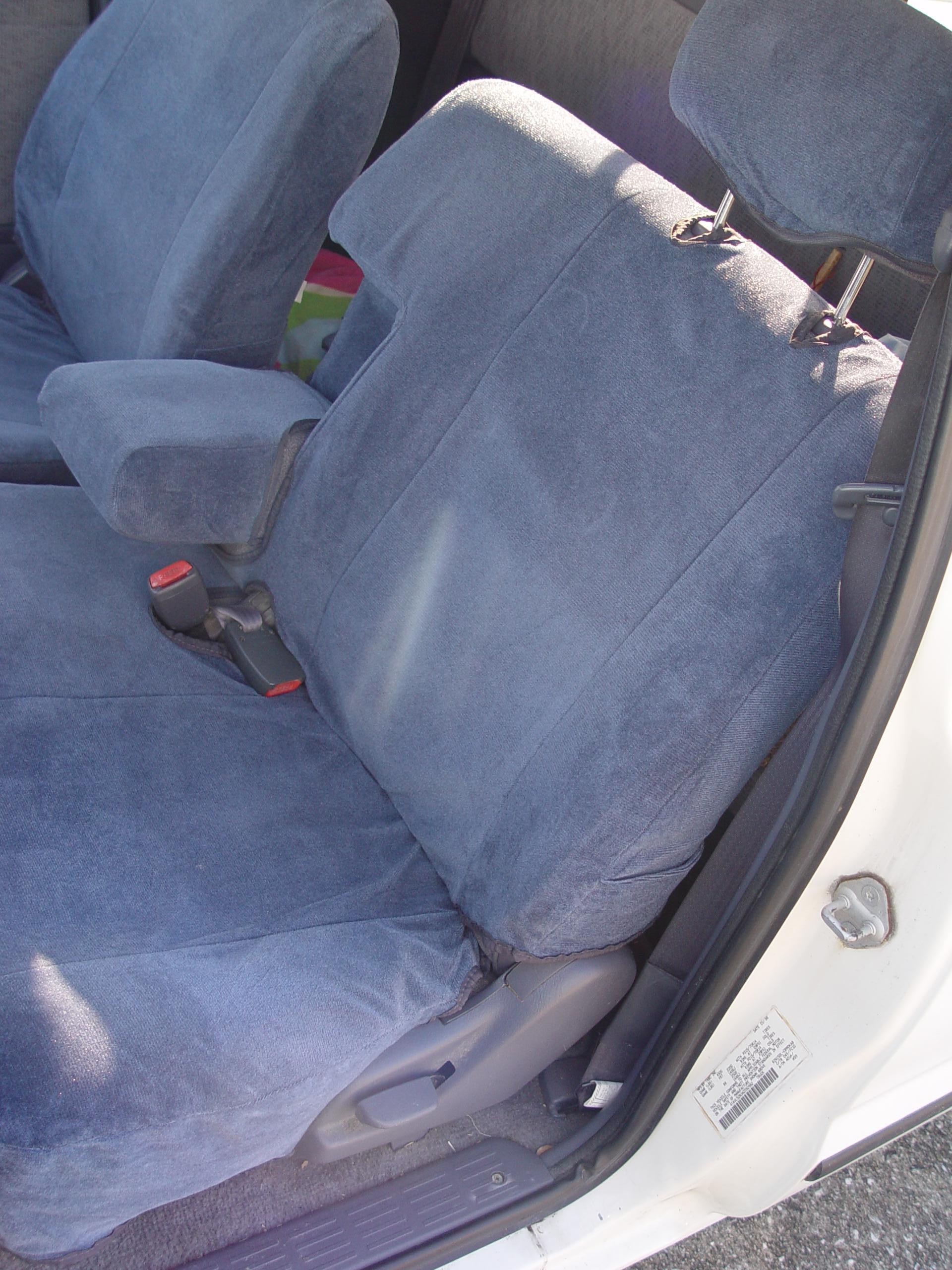 1995 2000 Toyota Tacoma Xcab Front 60 40 Split Bench Seat