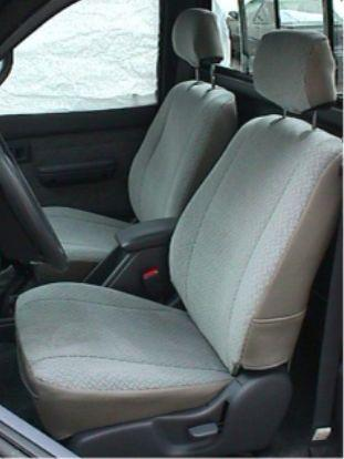 1995 2000 Toyota Tacoma Regular Flat And Xcab Low Back Bucket Seats Durafit Covers