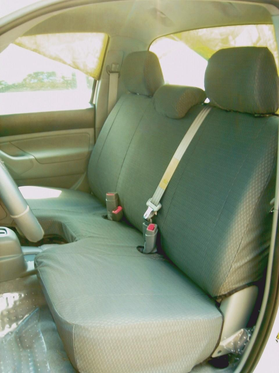 Pleasant Toyota Pickup Seat Covers Bench Ibusinesslaw Wood Chair Design Ideas Ibusinesslaworg
