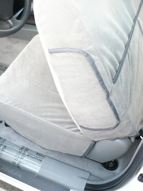 2009 2014 Toyota Tacoma Regular Cab Solid Bench Seat With