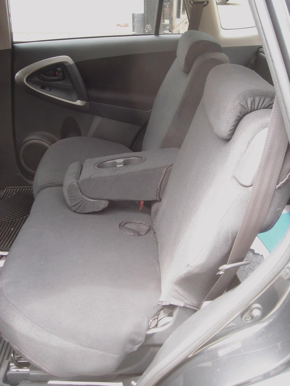 2006 2017 Toyota Rav4 Exact Fit Seat Covers