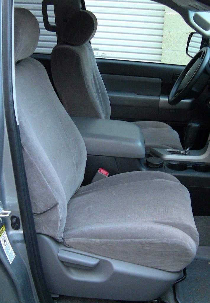 2007 2013 Toyota Tundra And Sequoia Front Bucket Seats