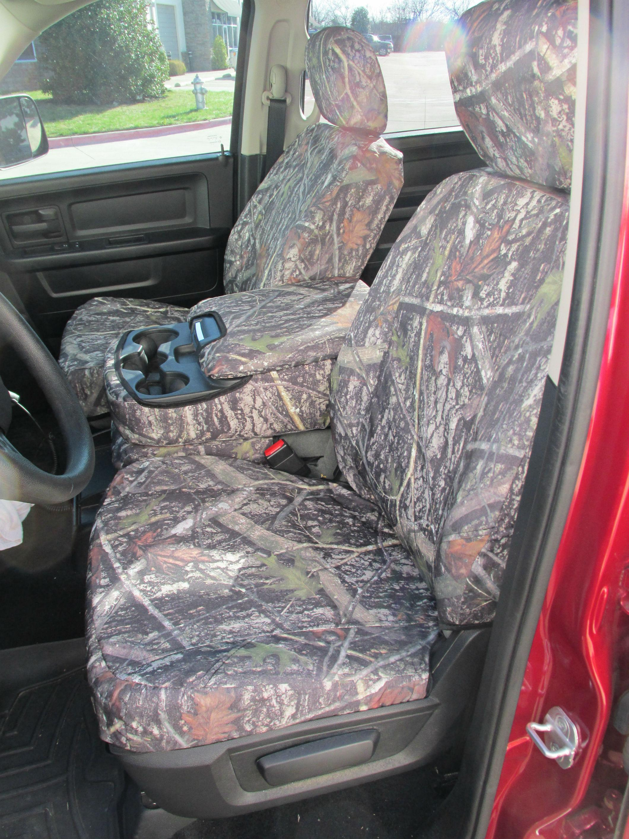 Driver Side Bottom Cloth Seat Cover Gray 2013 2014 2015 2016 Dodge Ram 3500
