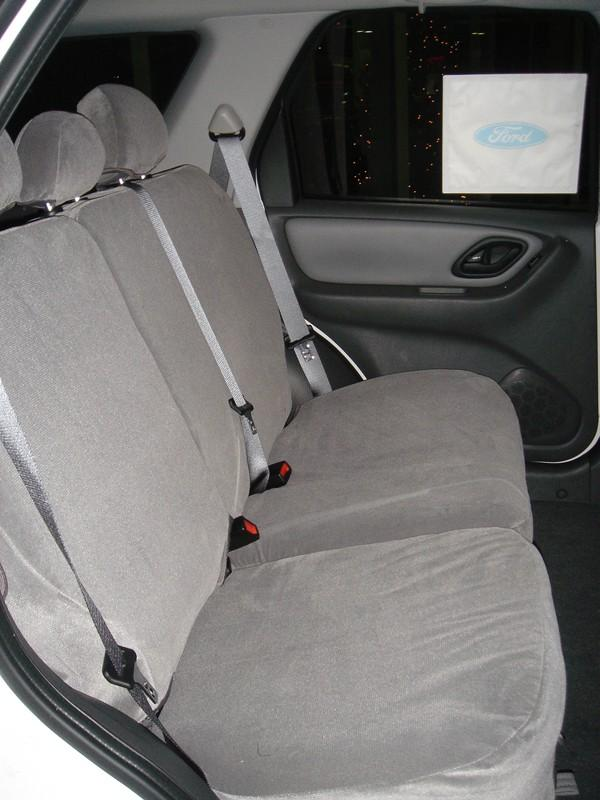 Tremendous 2005 2008 Ford Escape Rear 60 40 Split Bench Seat With 3 Uwap Interior Chair Design Uwaporg